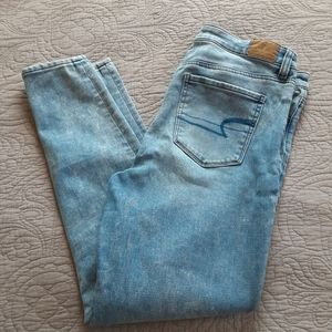 American Eagle Jeans Leggings Skinny Pants 12